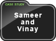 Sameer and Vinay