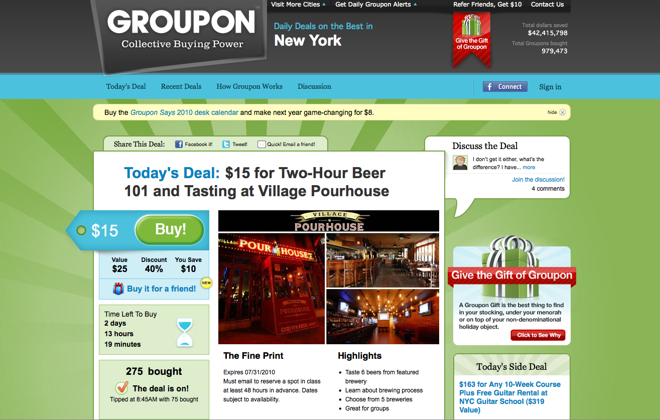 What is Groupon and How Does Groupon Work?